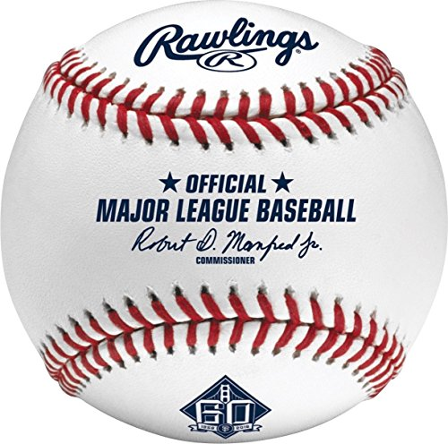 San Francisco Giants Ball - Rawlings Official SF San Francisco Giants 60th Anniversary MLB Game Baseball - New in Rawlings Box