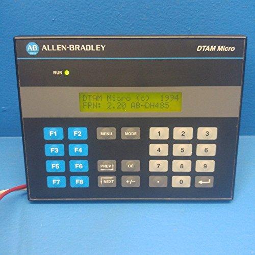 Allen-Bradley 2707-M485P3 DTAM Micro Operator Interface Panel