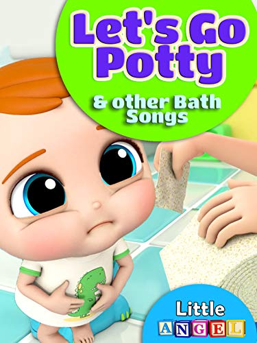 Let's Go Potty & other Bath Songs