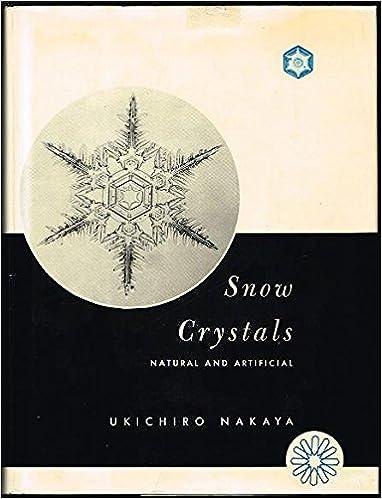 Dr. Nakaya'nın araştırması, Snow Crystals: Natural and Artificial ile ilgili görsel sonucu