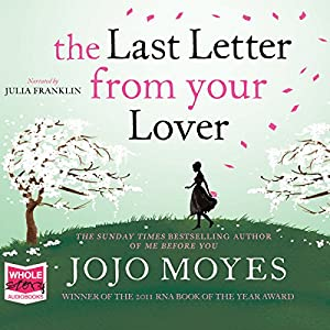Last Letter from Your Lover Audiobook