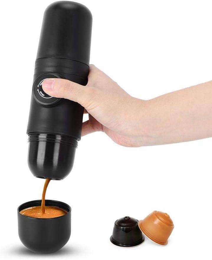 Cafetera, Mini máquina de prensado portátil Máquina de café ...