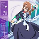 HAYATE THE COMBAT BUTLER CHARACTER CD 2ND SERIES 3