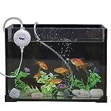 hygger Quiet Aquarium Air Pump 1.5 Watt Energy