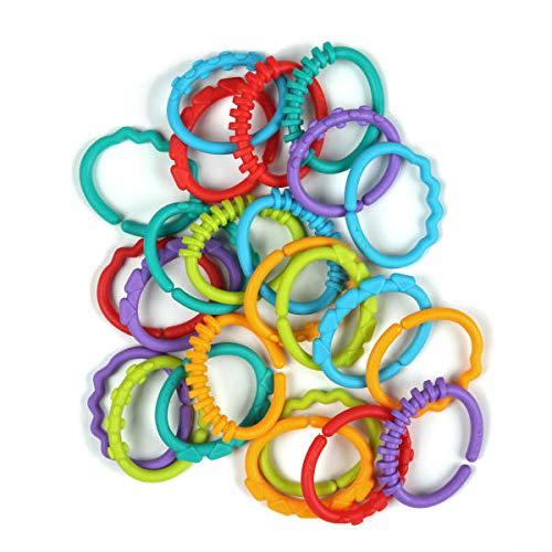 Bright Starts Fun Links 8664 Multicoloured Rings