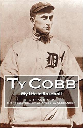Image result for ty cobb a terrible beauty
