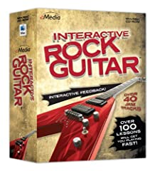 eMedia Interactive Rock Guitar makes learning guitar easy with over 100 rock guitar lessons. Excellent for the beginner, eMedia's revolutionary teaching style using audio, video, and interactivity will have you playing songs, chords a...