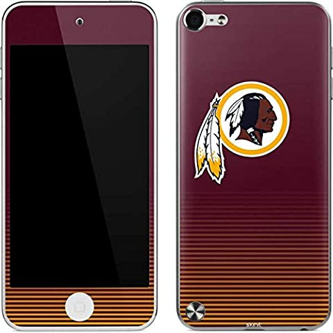 NFL Washington Redskins iPod Touch (5th Gen&2012) Skin - Washington Redskins Breakaway Vinyl Decal Skin For Your iPod Touch (5th - Ipod Redskin