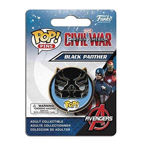 Funko Captain America: Civil War Black Panther
