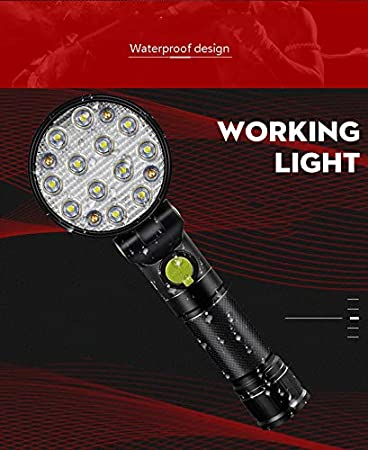 Amazon.com: Mmyunx LED Work Light, Rechargeable Work Lights ...