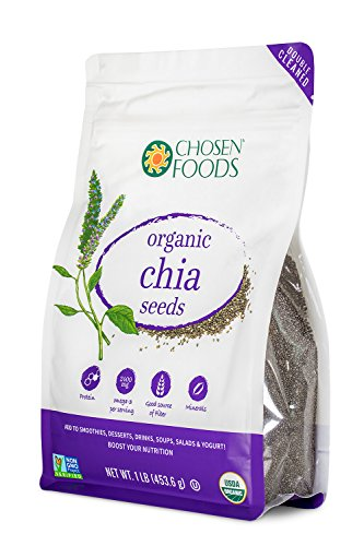 Chosen Foods Chia Seeds Ounce product image
