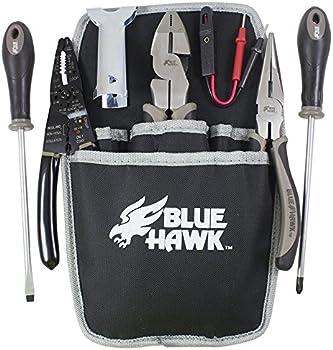 8-Pc. Blue Hawk Electricians Tool Set