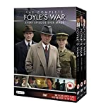 Foyle's War - Complete Collection (Series 1-8) - 17-DVD Box Set ( Foyle's War - Series One thru Eight ) [ NON-USA FORMAT, PAL, Reg.2 Import - United Kingdom ]