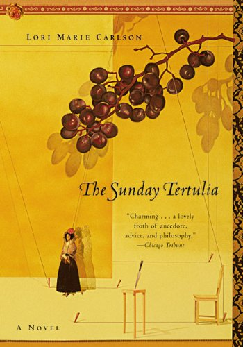 Download The Sunday Tertulia: A Novel pdf