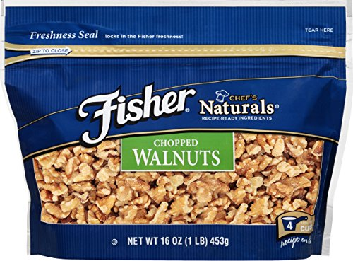 FISHER Chefs Naturals Chopped Walnuts product image