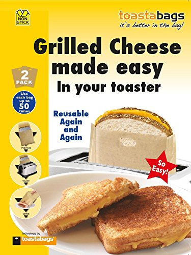 Toastabags Grilled Cheese Made Toaster
