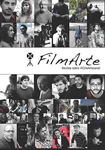Descargar Libro Filmarte_1: La Revista Sobre #cineartesanal: Volume 1 Pedrortega Cineadrede