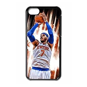 Custom High Quality WUCHAOGUI Phone case Carmelo anthony - New York Nicks Protective Case For ipod touch 5 ipod touch 5 - Case-12