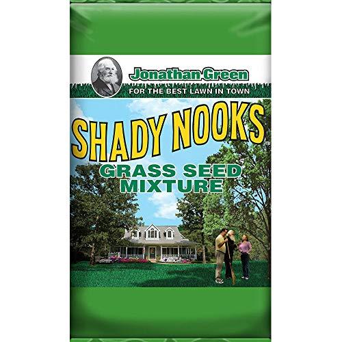 Jonathan Green 11957 Shady Nooks Grass Seed Mixture, 3 Lbs, 2250 Sq.Ft. (Shady Nooks Grass Seed)