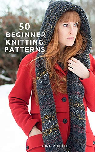 50 Beginner Knitting Patterns