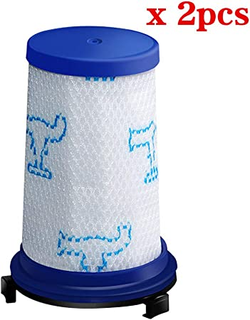 WuYan Filtro de Polvo Hepa para Rowenta ZR009001 Robot Aspirador Piezas de Repuesto: Amazon.es: Hogar