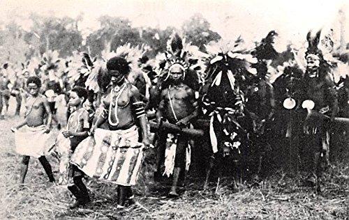Members join tribal Chiefs New Guinea Guam ()