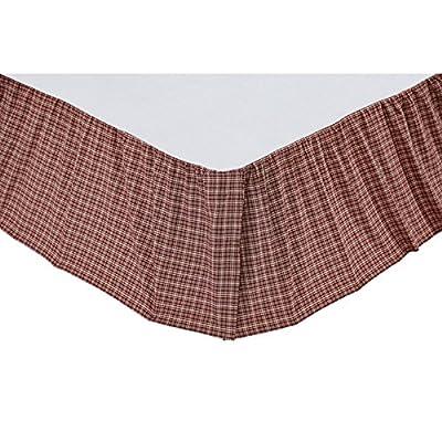 VHC Brands 24986 Independence King Bed Skirt