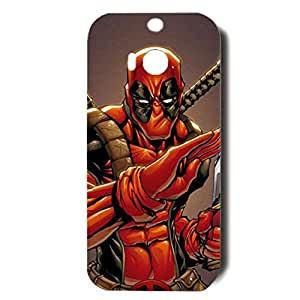 Special Design Deathstroke Phone Case Cover For Htc One M8 Deathstroke Popular
