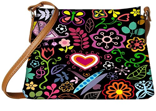 Snoogg Bolsa de tela y de playa, multicolor (multicolor) - RPC-4187-SPUBAG
