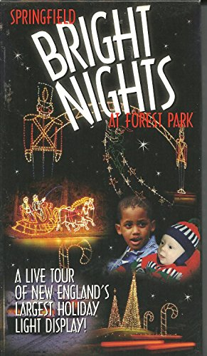Springfield Bright Nights At Forest Park 1998 1999  The Story