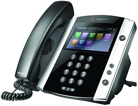 Polycom VVX 601 Skype for Business Edition Renewed