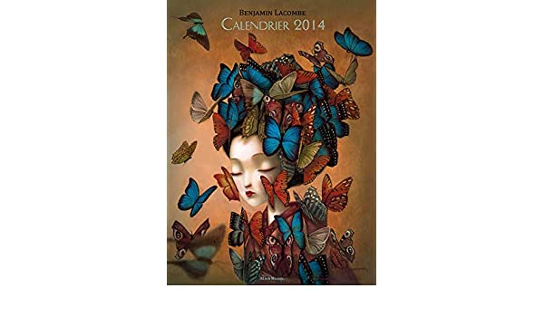 MADAME BUTTERFLY CALENDRIER 2014 (A.M. V.ABANDON): Amazon.es ...