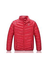 Janeyer Children Winter CHIC Pure Lightweight Anoraks Jacket Down Coat Green