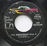 Lee Morgan 45 RPM The Sidewinder-Part II / The Sidewinder-Part I