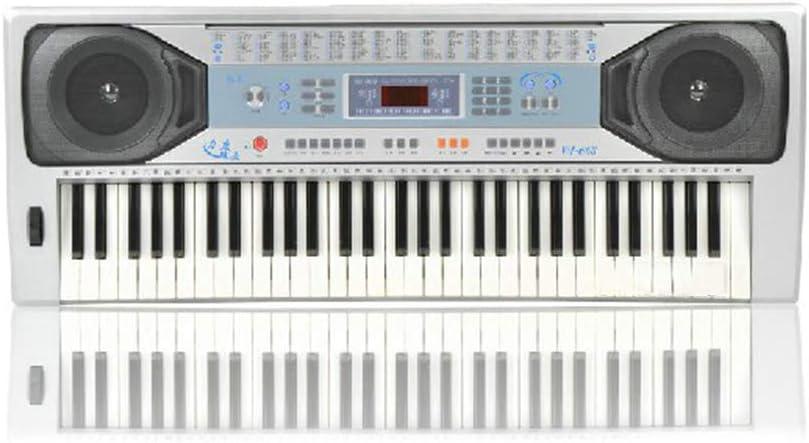 61 teclas, teclas de velocidad estándar, rendimiento, teclado ...