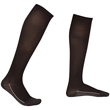 1d5ab5de92 EvoNation Men's Copper USA Made Graduated Compression Socks 20-30 mmHg Firm  Pressure Medical Quality