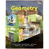 HMH Geometry: Student Edition (Hardcover) 2018