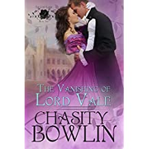 The Vanishing of Lord Vale (The Lost Lords Book 2)