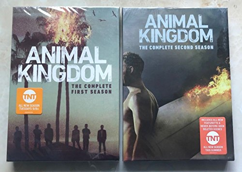 Animal Kingdom: The Complete Season 1 & 2 (DVD 2018, 6-Disc Box Set) by Animal Kingdom