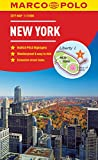 #10: New York Marco Polo City Map (Marco Polo City Maps)