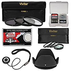 Image of the product Vivitar 55mm 7 Piece that is listed on the catalogue brand of Vivitar.