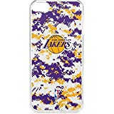 Skinit NBA Los Angeles Lakers iPod Touch 6th Gen LeNu Case - Los Angeles Lakers Digi Camo Design - Premium Vinyl Decal Phone Cover