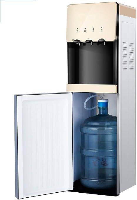 lqgpsx Dispensador de Agua Subcarga Independiente, Caliente y fría ...