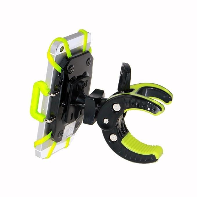 Soporte para bicicleta soporte de bicicleta, yayan soporte de manillar de bicicleta y motocicleta Universal