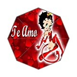 Cartoon Design Folding Umbrella