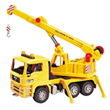 bruder (Bruder) MAN crane trucks BR02754