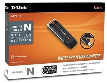 d-link wireless adapter driver dwa-130
