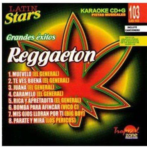 Karaoke: Reggaeton Vol. Bargain sale 1: Karaoke Latin Bargain Stars