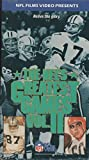 NFL:Greatest Games Vol. 2 [VHS]