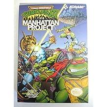 Teenage Mutant Ninja Turtles III, The Manhattan Project